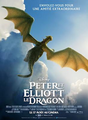 Peter et Eliott le Dragon de David Lowery
