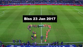 Bisskey 23 January 2017