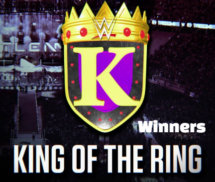 wwe, king of the ring, winners, champions, losers, histoy, list.