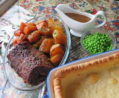 Classic Pot Roast for Two