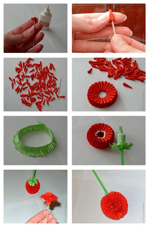 1000 images about manualidades on pinterest lip - Manualidades de papel reciclado ...