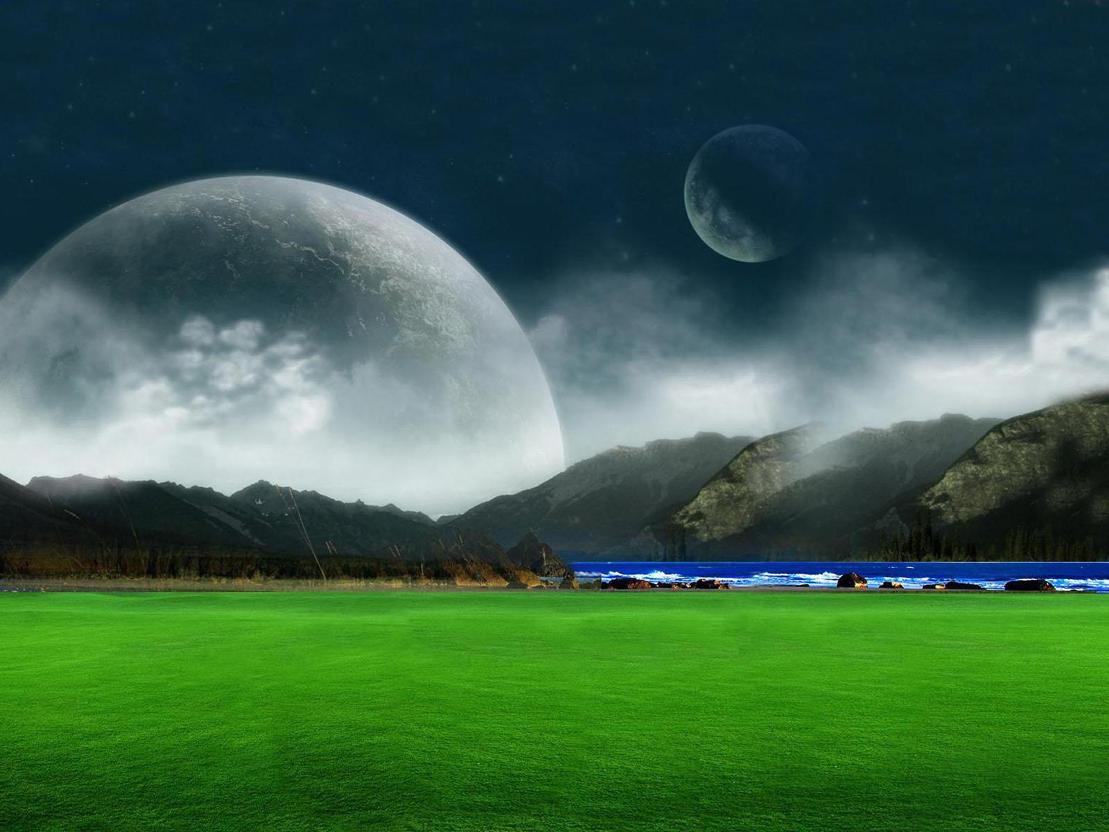 WALLPAPER: Amazing Wallpapers 3D Fantasy Land