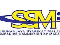 Jawatan Kosong di Suruhanjaya Syarikat Malaysia SSM - Pembantu Tadbir Diperlukan Segera