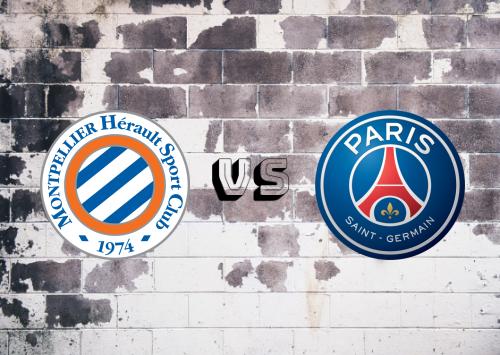 Montpellier vs PSG  Resumen y Partido Completo