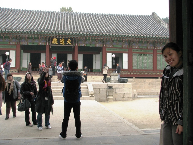 Daejojeon The King's bedroom, Changdeokgung palace kings bedroom, kings bed Changdeokgung palace, royal bed Changdeokgung palace