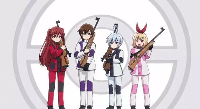 Rifle Is Beautiful Episode 1-12 Subtitle Indonesia