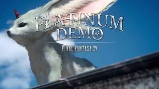Platinum Demo Final Fantasy XV