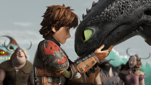 hiccup how to train your dragon - only child