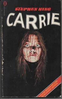 Carrie - Book Horror - Stephen King