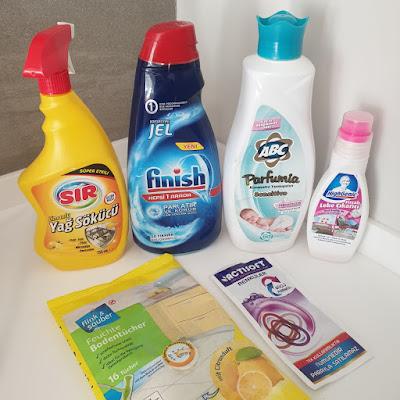 temiz ürünleri bitenler, temizliksever, temizlik ürünleri deneyenler, temizevim