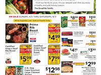 ShopRite Weekly Circular April 5 - 11, 2020