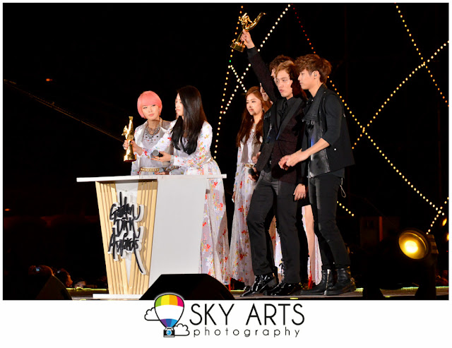 [HD] 4Minute -Volume Up Samsung GALAXY 27th Golden Disk Awards #GDA2013