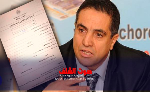 دعما لعبد العزيز بلعيد .. حزب المستقبل يجمع أزيد من 2000 إستمارة بالشلف