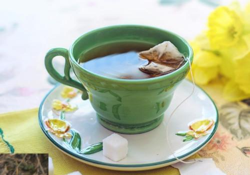 Reverse Receding Gums with green tea