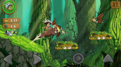Jungle Adventures 2 (MOD, many bananas)