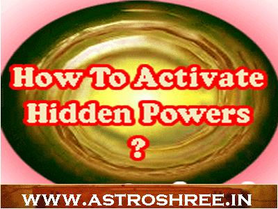 astrology tips for hidden powers activation