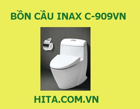 Giá, đặc điểm, công dụng bồn cầu Inax 909