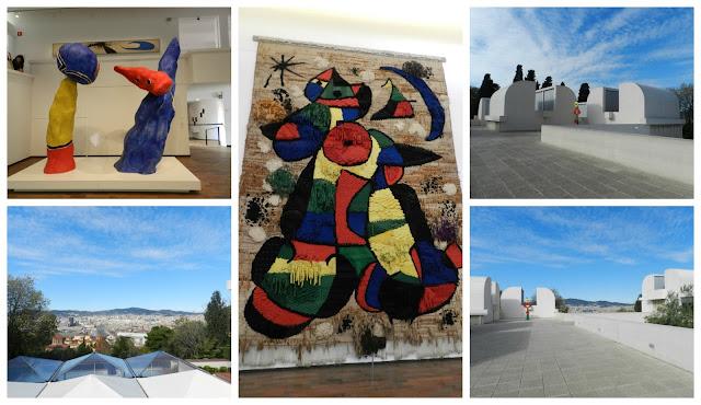 Fundació Joan Miró - Barcelona