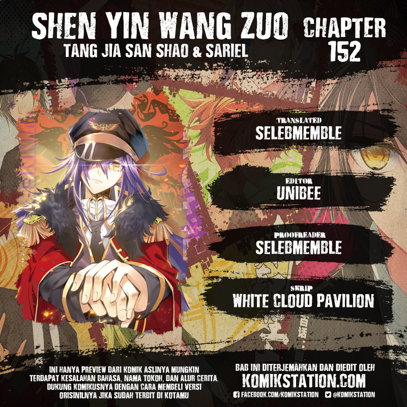 Komik shen yin wang zuo 152 - chapter 152 153 Indonesia shen yin wang zuo 152 - chapter 152 Terbaru 2|Baca Manga Komik Indonesia