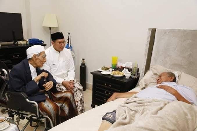 Innalillahi, Telah Wafat KH Atabik Ali Penulis Kamus Kontemporer Arab-Indonesia