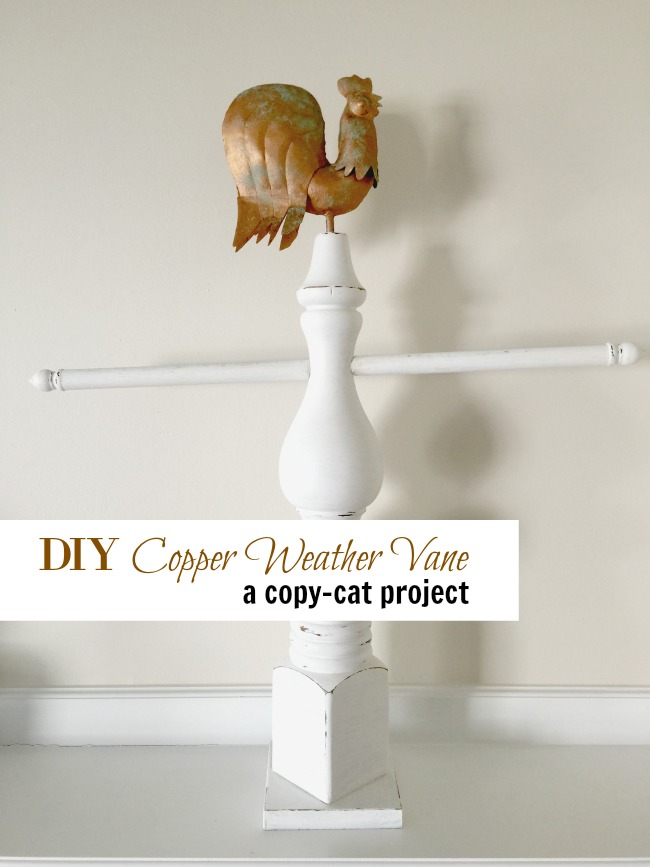 How to Make a DIY Weather Vane www.homeroad.net