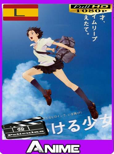 Toki wo kakeru shoujo (2006) HD [1080P] latino [GoogleDrive] dizonHD