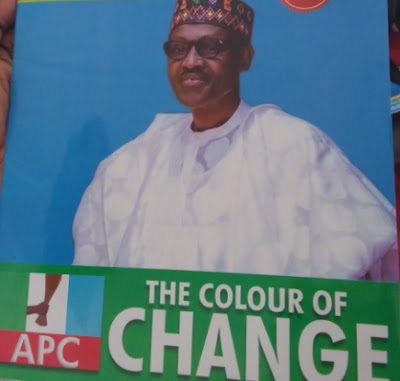 buhari 2019 presidential campaign office