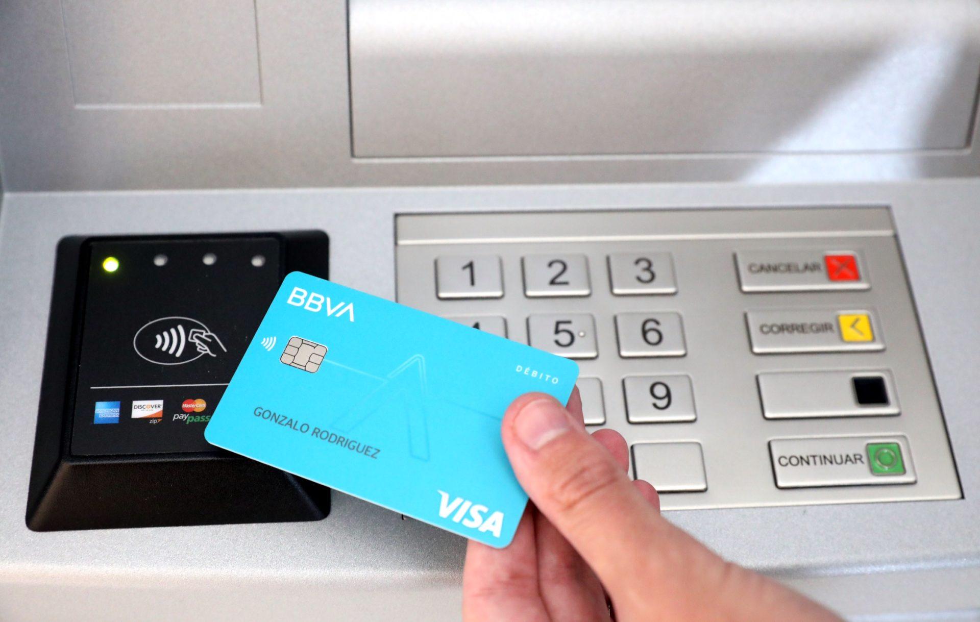 BBVA'nın rakamsız yeni kredi kartı: Aqua