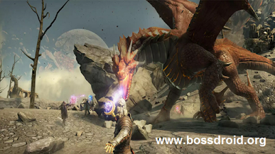 Download Game MMORPG Dark And Light Apk for Android Versi Terbaru