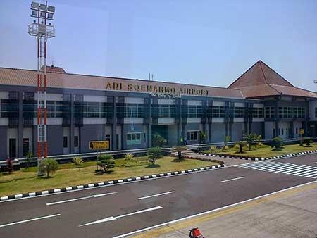 Cara Menghubungi Bandar Udara Internasional Adi Sumarmo 24 Jam