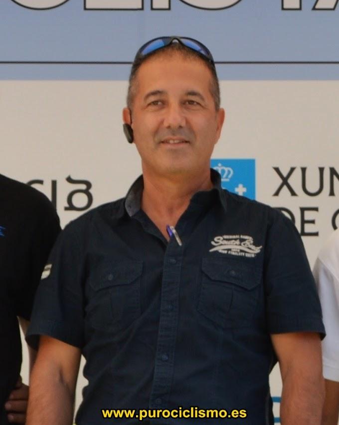 Falleció Guillermo Sande seleccionador y responsable técnico de la Federación Gallega de Ciclismo