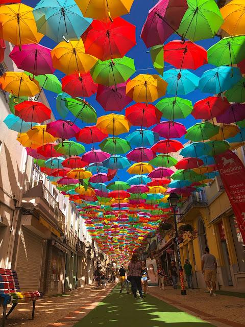 葡萄牙阿格達雨傘