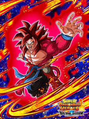Super Saiyan 4 Full Power Limit Breaker
