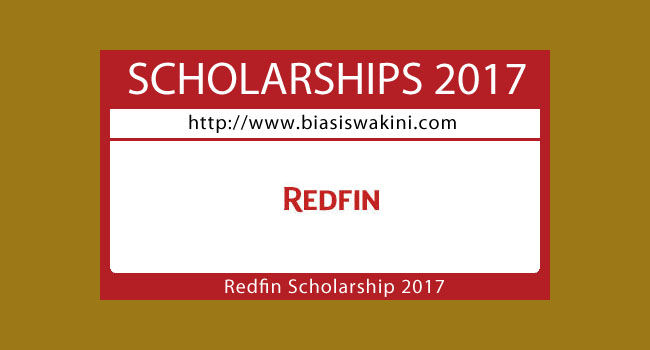 Redfin Scholarship 2017