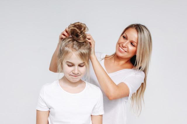 تسريحة دورا - تسريحات شعر للبنات