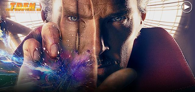 Primul trailer al filmului Doctor Strange