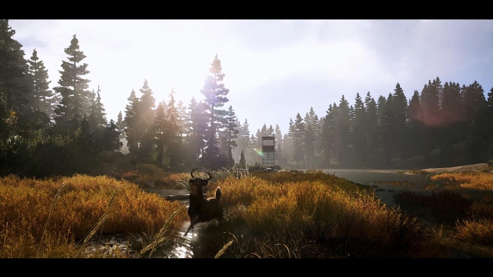 Far Cry 5 Ultra Realistic Graphics Mod | FC5 Graphics Mod KTMXHancer