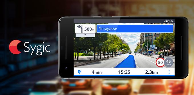 Sygic GPS Navigation v20.7.8 Premium APK