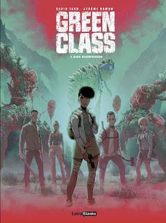 GREEN CLASS 3. Caos desenfrenado