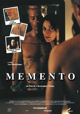 Poster Memento 2000 Dual Audio HD 720p