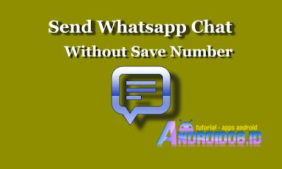 Kirim Pesan Whatsapp Tanpa Menyimpan Nomor Hp Penerima