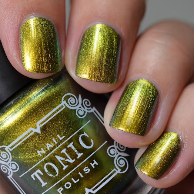 Tonic Nail Polish Angel Parade swatch