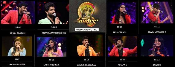 Super Singer 5 Wildcard Voting