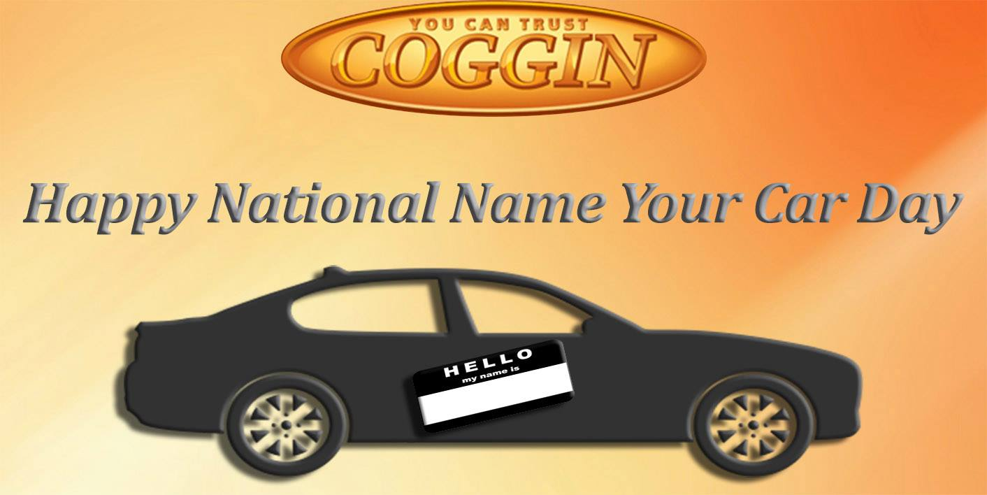 National Name Your Car Day Wishes Images
