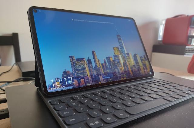 Huawei MatePad Pro - Quase, quase perfeito - Review