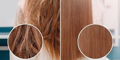 ماسك بذور الكتان لعلاج الشعر التالف والمقصف