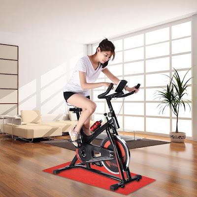 các bài tập với xe đạp thể dục tại nhà