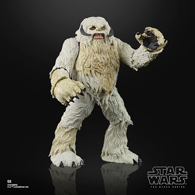 San Diego Comic-Con 2020 Exclusive Star Wars The Black Series Wampa Action Figure by Hasbro