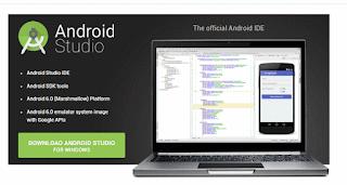 namun masih banyak Developer Android Lokal  Spesifikasi Komputer Untuk Menjalankan Android Studio