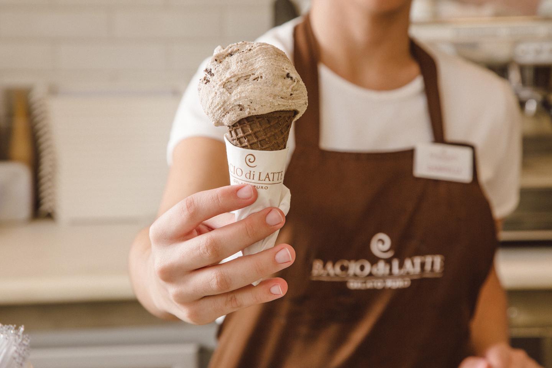 bf74f152d A marca paulistana já está no mercado desde 2011 e no Rio chega a 16 pontos  de venda com a nova operação. O sucesso do gelato tipo italiano está no seu  ...
